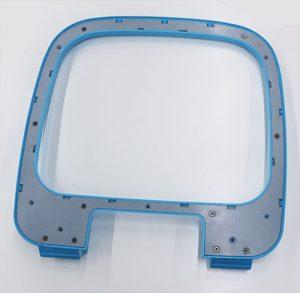 洗衣机盖板坐标式单平台自动锁螺丝机案例
